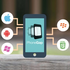 phonegap mobile app
