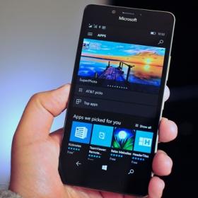 window mobile app